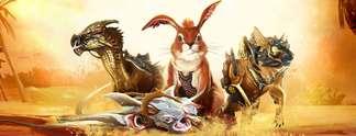Guild Wars 2 - Path of Fire: Erweiterung mit Reittieren für September angekündigt