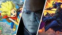 Dragon Quest, Hearthstone, Mechwarrior 5 und vieles mehr