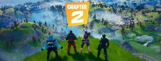 Fortnite | Kapitel 2 ist da - Neue Karte, neue Waffen, neue Möglichkeiten