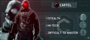 Kartell-Fraktions-Guide - Alle Einheiten der Fraktion im Überblick