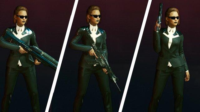 Es gibt zahlreiche Waffen in Cyberpunk 2077. Erfahrt in diesem Guide, wie ihr an legendäre Waffen kommt.