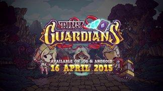 Tiny Guardians - Game Teaser