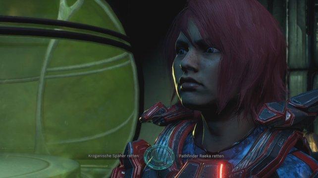 Die erste wirklich, WIRKLICH schwere Entscheidung bei Mass Effect Andromeda.