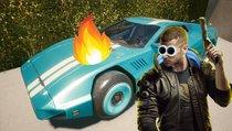 """<span>Cyberpunk 2077:</span> Spieler erschafft """"versehentlich"""" das coolste Auto"""