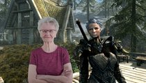 <span>Skyrim:</span> Community-Legende ist jetzt euer treuer Begleiter