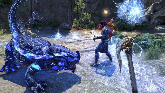 The Elder Scrolls Online - Summerset: Alle DLCs funktionieren unabhängig voneinander.