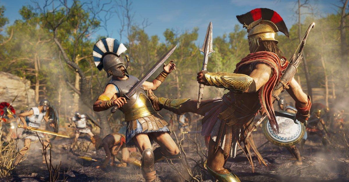 """Assassin's Creed - Odyssey: Ubisoft geht gegen Spieler vor, die den """"Story Creator Mode"""" ausnutzen"""