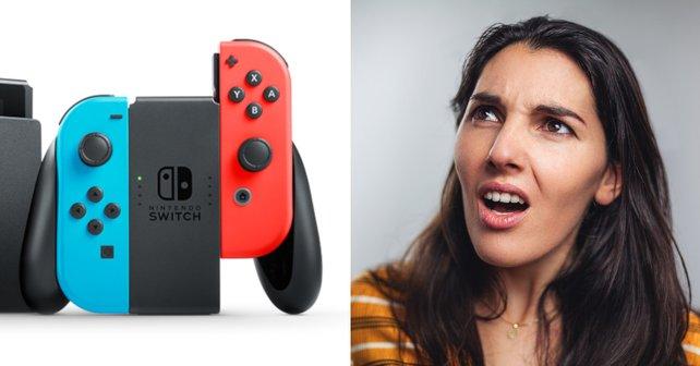 Nintendo verliert die Switch von Fan. Bildquelle: Getty Images/ Circle Creative Studio