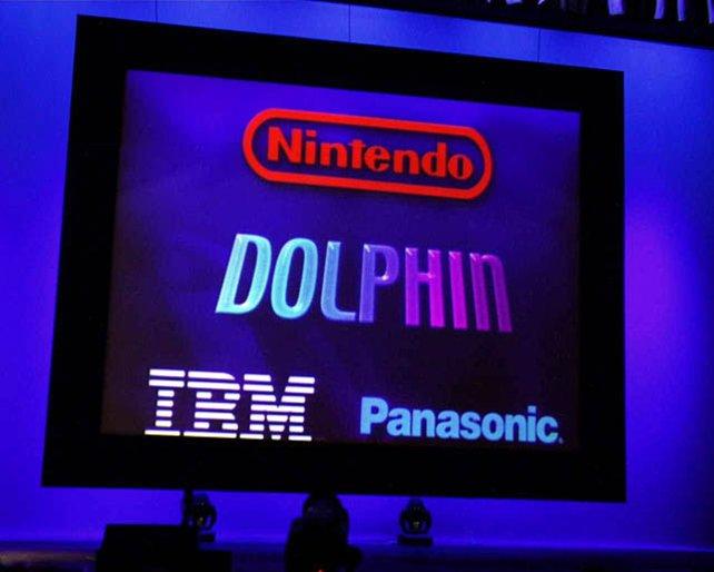 Im Mai 1999 stellt Kyoto den späteren Gamecube unter seinem ursprünglichen Namen Dolphin vor. Zum Flipper-Chip hätte das besser gepasst.