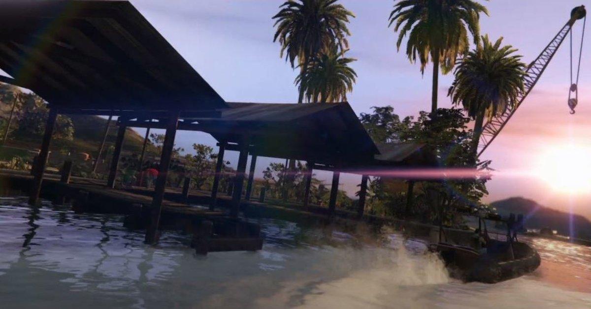 GTA Online: Neuer Heist-DLC führt zu einer völlig neuen Map