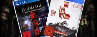 Deals: Schnäppchen des Tages: Resident Evil - Origins Collection und The Evil Within im Angebot
