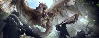 Vorschauen: Monster Hunter World: Erste Infos zur Rückkehr auf die PlayStation