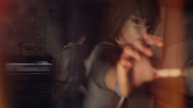 In Life is Strange besitzt die Protagonistin Maxine Caulfield die Fähigkeit, die Zeit zurückzudrehen.