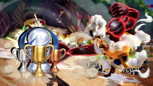 Für alle Trophäen und Erfolge in OPPW 4 müsst ihr ordentlich viele Gegner plätten.