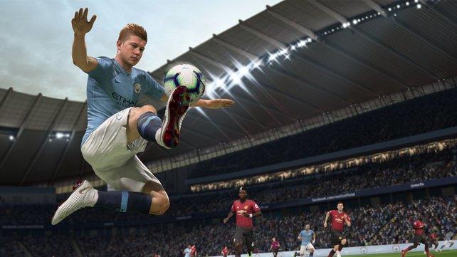 Liefert das FIFA-Franchise schon seit Jahren dasselbe Spielerlebnis ab?