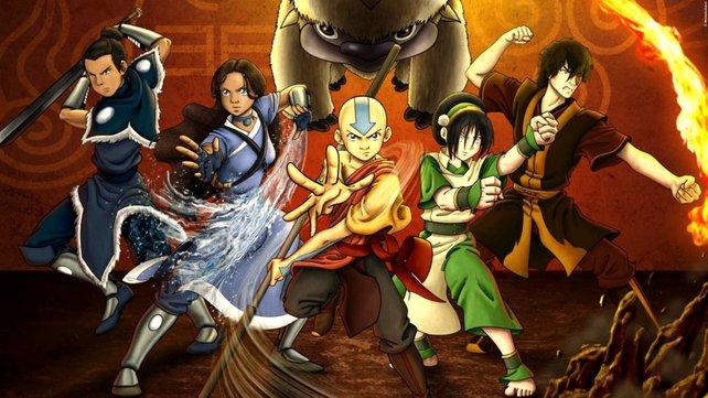 Avatar: Eines der vielen erzählerischen Universen, von denen ihr auch in Spielen gerne mehr sehen würdet.