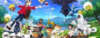 Pokémon: Schwert & Schild | Mysteriöses neues Pokémon auf Webseite aufgetaucht