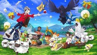 Mysteriöses neues Pokémon auf Webseite aufgetaucht
