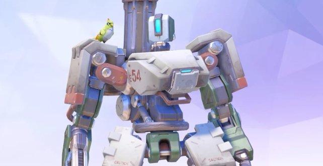 Bastion ist auch bekannt als Belagerungsroboter E54. So könnt ihr den Blechbüchsen-Helden kontern.
