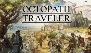 Eindrücke aus Octopath Traveller