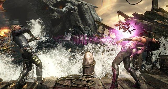 Die Entwickler von Mortal Kombat haben ihr Handwerk nicht verlernt.