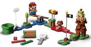 """stellt die ersten """"LEGO Super Mario""""-Sets vor"""