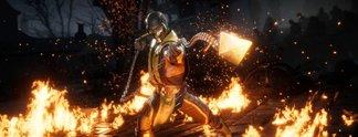 Mortal Kombat 11: Fortsetzung kommt im Frühjahr 2019