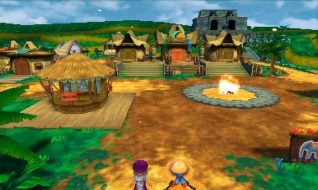 Die zweite verfügbare Stadt ist Lulukoko. Sieht die nicht toll aus?