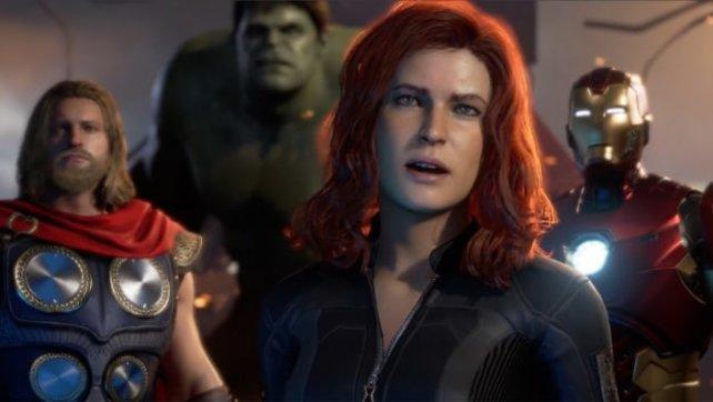 In Marvel's Avengers werdet ihr mit Freunden die Welt retten können