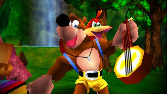 Das beliebte Kultspiel Banjo-Kazooie hat viele Fans - aber woher stammen die Namen des bekannten Duos?