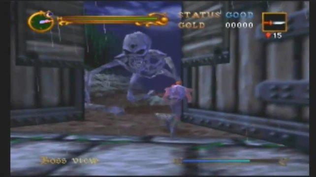 Castlevania 64 - so sah Konami die Zukunft der Serie. Die Spieler sahen es anders.
