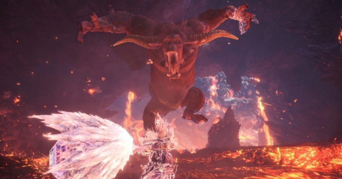 "Monster Hunter World: Iceborn | ""Motion Capture""-Schauspieler kämpft gegen riesiges Kissen"