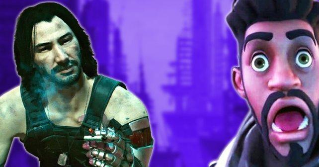 Ein Fan präsentiert auf Reddit eine selbstgebaute Cyberpunk-Stadt. Dass diese tatsächlich aus Fortnite stammt, will ihm niemand so richtig glauben.