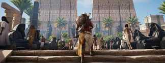 Vorschauen: Assassin's Creed - Origins: Kampf dem Orden der Templer ... äh, Ältesten
