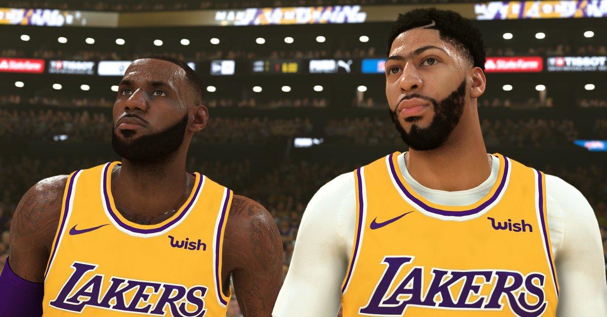 NBA 2K20   Das zweitschlechteste Spiel auf Steam