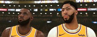 NBA 2K20 | Das zweitschlechteste Spiel auf Steam