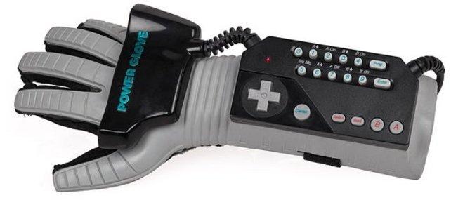 Inbegriff des Innovations-Wahns: Der Nintendo Power Glove!