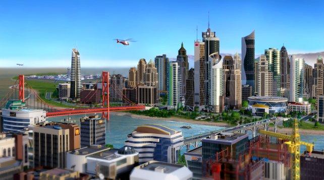 """Beim Städtebausimulator Sim City fiel vielen der Klick auf """"Vorbestellen"""" leicht."""