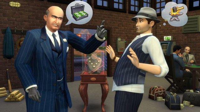 """Stress auf der Arbeit? Mit den """"Sims 4""""-Cheats gehört Arbeiten der Vergangenheit an."""