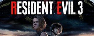 Resident Evil 3 Remake | Hier seht ihr das Cover der Neuauflage mit Nemesis