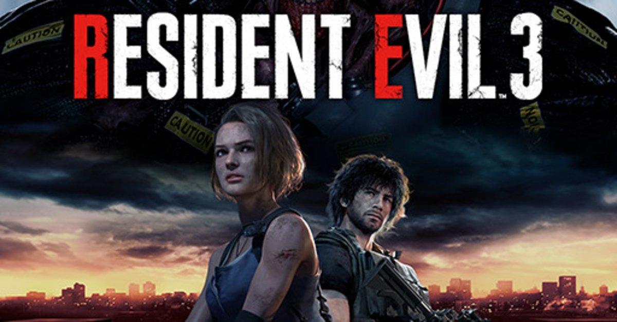 Resident Evil - cover