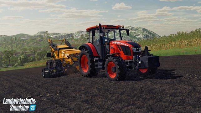 Über 400 originalgetreue Feldmaschinen vom Traktor über Drescher bis Anhänger sind dabei.