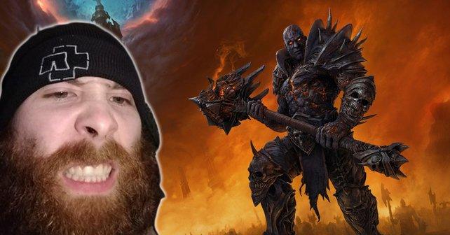WoW: Entwickler Blizzard widmete der Spieler-Legende DesMephisto ein eigenes Item.