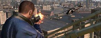 GTA 4: Multiplayer-Modus wird immer noch aktiv gespielt