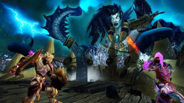 """World of Warcraft: Da der Terrorist Anders Breivik dieses Spiel zockte, war es auch Teil der """"Killerspiel""""-Debatte"""