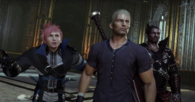 In Final Fantasy Origin geht es Chaos an den Kragen.