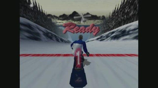 Sportspiele wie 1080° Snowboarding verbreiten sich wie auf dem N64, weil es reizvoll scheint, Sportszenen möglichst realistisch darzustellen.