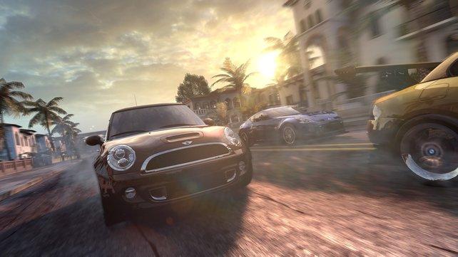 Im Spiel sind unzählige Automarken, -Modelle und -Typen enthalten, die ihr mit Geld erwerben müsst.