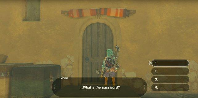 Das Passwort ist simpler als ihr denkt.