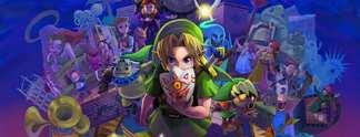 Tests: Zelda - Majora's Mask 3D: Neuauflage mit Fingerspitzengefühl
